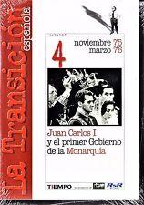 LA TRANSICIÓN ESPAÑOLA nº 4: Juan Carlos 1 y el primer Gobierno de la Monarquía.