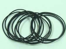 SEIKO Rubber O-Rings 5 pieces Back case Gaskets for MEDIUM Diver's Watches