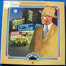 Duke Ellington COTTON CLUB NIGHTS 2 LP Box Set Half-Speed Mastered Vinyl Records