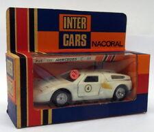 Intercars 1/43 Scale vintage - 111 Mercedes Benz C-111 White #4