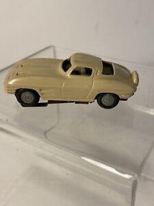 Vintage Lionel Corvette Sting Ray Slot Car - Not Tested