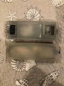 1981-1985 Mercedes-Benz W126 Front And Rear Done Light Set 280SE 300SD 500SEL