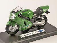 Motorbikes, Kawasaki Ninja ZX-12R,  New & Sealed 1/18