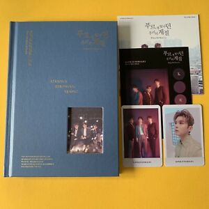 SUPER JUNIOR K.R.Y WHEN WE WERE US ALBUM OFFICIAL PHOTOCARD ALL INCLUSIONS