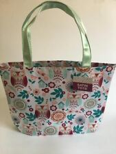 NEW Owl Flowers Purse handbag shoulder bag Summer and Spring handbags kids teen