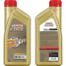 Castrol EDGE Engine Oil 0W-40 (1L) x6 (1 Box)