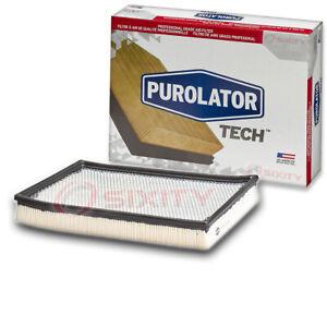 Purolator TECH Air Filter for 2011-2021 Ram 1500 3.0L 3.6L 3.7L 4.7L 5.7L V6 fb