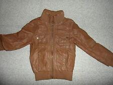 Taille 8 ans magnifique veste simili cuir  marque KIABI EXCELLENT ETAT