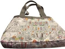 LeSportsac Molly HilltopPattern Tote (NWT)