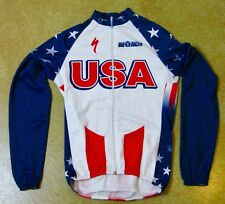 1caf641ff USA Cycling National Team Long Sleeve Jersey by Bio Racer - Men s Size XS    1