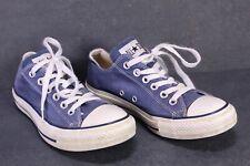 CB549 Converse All Star Classic Chucks OX Low-Top Sneaker Gr. 37,5 Canvas blau