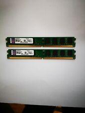 4 GB DDR2-SDRAM Kingston (KVR66702N5/2G)PC2-5300U DDR2-666