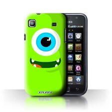 Étuis, housses et coques verts Samsung Galaxy S pour téléphone mobile et assistant personnel (PDA) Samsung