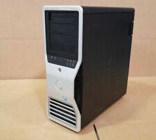 Dell Precision T7500 Xeon X5687 3.60GHz 24GB RAM 240GB SSD + 2TB HDD Win10 WiFi