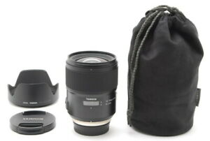 [Mint] TAMRON SP 35mm F1.4 Di USD F045N For Nikon w/Case lens From Japan