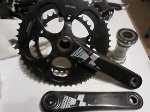 170mm 39/53 SRAM Red GXP Crankset + BB 10 Speed Road Bike Cycling