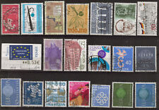 LOT DE 20 TIMBRES EUROPA DIFFERENTS TTB