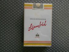 Stambul Haus Bergmann alte Zigarettenschachtel Attrappe (B53)