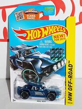 Hot Wheels New For 2015 #100 Bull Whip Blue From RLC Factory Set