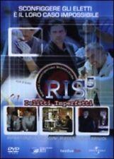 RIS 5 - DELITTI IMPERFETTI  5 DVD  COFANETTO  SERIE-TV