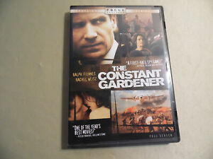 The Constant Gardener (Used DVD Sale) Free Domestic Shipping