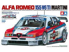 1/24 TAMIYA MARTINI ALFA ROMEO 155 V6 Kit Modellino ti ~ 96358