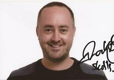 SOCCER AM: JAMES LONG 'ROCKET' SIGNED 6x4 PORTRAIT PHOTO+COA **PROOF**