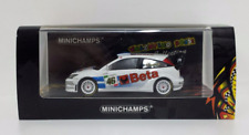 1 43 Minichamps Ford Focus RS WRC #46 RAC Rally Rossi/cassina 2007