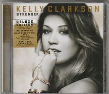 Kelly Clarkson - Stronger Deluxe Edition **2011 Singapore 17 Trk CD Album** VGC