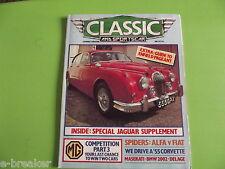classique et voiture de sport magazine juin 1983 #C1