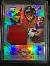 2015 CERTIFIED TEVIN COLEMAN ROOKIE PATCH NEW GENERATION RC #/799 FALCONS