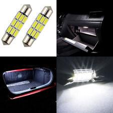 2 ampoule à  LED Blanc éclairage Boîte à gants + coffre pour Mini 1 R50 R52 R53