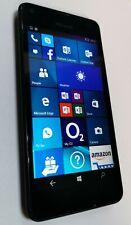 Microsoft Lumia 550 Teléfono inteligente Negro Red O2