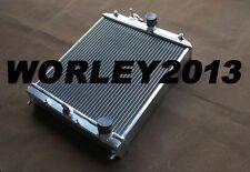 3 core aluminum radiator for Honda CIVIC EG EK B16 B18 D15 D16 1992-2000 manual