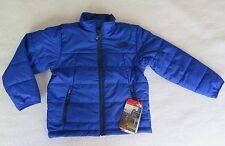 The North Face Boys Tamburello Blue Jacket - Size XXS (5) - NWT