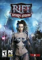Rift Storm Legion PC Video Game Trion Worlds Brand New Factory Sealed