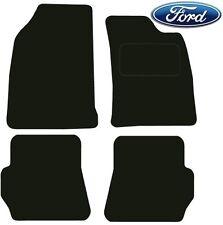Deluxe Su Misura Qualità Tappetini auto Ford Fiesta 2002-2008 ** NERO ** Coupé