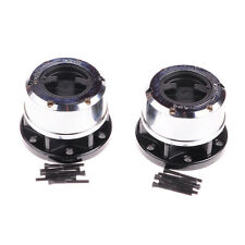 MAR Pair Free Wheel Bearing Hub Lock Kit Set For Nissan Pick-up D21 AVM 461
