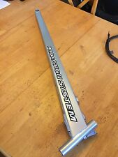 Yamaha Snowmobile Viper Venture Venom Trailing Arm RIGHT New Silver paint Decal