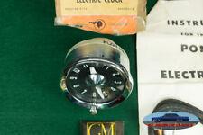 NOS 1951 - 1952 PONTIAC CLOCK #984627