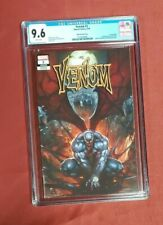 Venom #3 Skan CGC 9.6 TRADE Variant COVER 1st FULL Appearance of KNULL