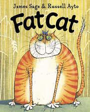 """""""VERY GOOD"""" Fat Cat, Sage, James, Book"""