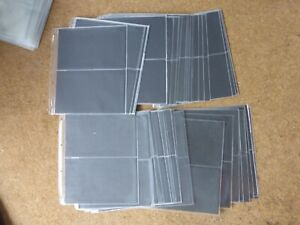 40 x Royal Mail FDC album pages in good condition - rf875