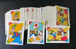 Impel Walt Disney World Cards - Complete your set- You Pick 10