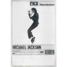 DVD MICHAEL JACKSON - NUMBER ONES 886972780399