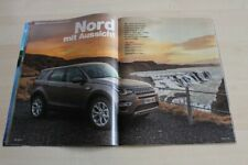 AMS 24186) Land Rover Discovery Sport SD4 HSE Luxury mit 190PS im Fahrbericht au