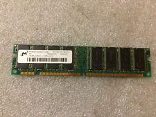Memoria SDRAM Micron MT8LSDT3264AG-133B2 256MB PC133 133MHz CL3 168-Pin