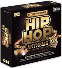 Various Artists : Hip Hop Anthems CD (2014) ***NEW***