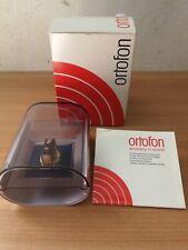 Ortofon MC 30 Super ii Cartridge Testina Tonabnehmer Cellule Moving coil