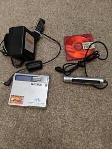 Sony Net MD MZ-N1 Personal MiniDisc Player Recorder